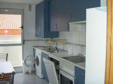 Amplio apartamento exterior con terraza, cocina completa