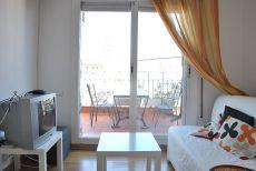 �tico con terraza, 1 habitaci�n en calle Pelayo