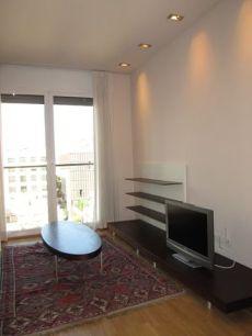Piso en rambla Catalunya 80 m2, 2 dormitorios, amueblado