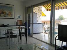 Apartamento de 1 habitaci�n en la Playa de la Arrabassada.
