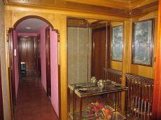 Amplio piso amueblado con calefacci�n central en Las Fuentes