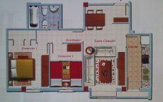 Alquiler 2 dormitorios a estrenar Lucena centro