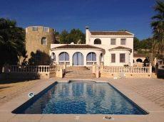 Chalet en Alfaz del pi con piscina privada