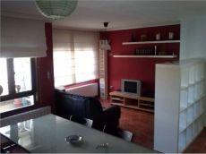 Se alquila piso con muebles nuevos zona centro tres dormitorios y un ba�o