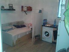 Miniestudio de un solo ambiente 17 m2 amueblado y electrodom