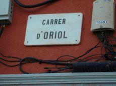 Oriol con via julia vivienda de 65 metros y terraza de 20 m
