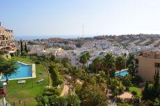 Amplio apartamento con vistas en rivera del sol