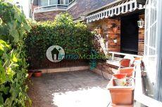 Las Rozas, Parque Par�s, Bajo de 80 m2 con terraza de 20 m2