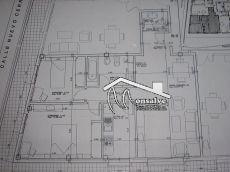 Piso de 2 dormitorios con garaje