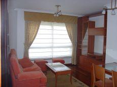 Alquiler apartamento 2 hab en Pza Maruja Mallo Vigo