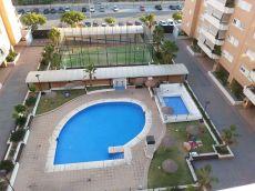Alquiler Piso - Dos dormitorios en Parque litoral Malaga