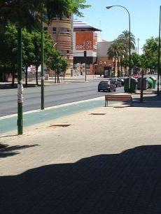 Alquilo piso en avenida de andalucia. Sector cruzcampo