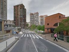 Amplio piso en villa Larratxo,zona peatonal,trastero.