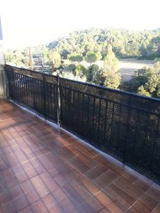 Piso con terraza con estupendas vistas y soleado
