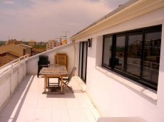 �tico precioso 2 terrazas, 3 habs y parking