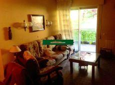 Piso amueblado de 3 habitaciones, 1 ba�o, terraza