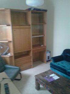 Piso de 2 dormitorios 1 ba�o amueblado