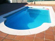 Fant�stica casa con piscina con 4 habitaciones
