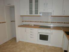 Chalet con cocina amueblada