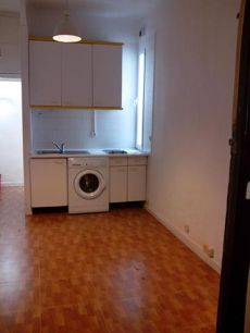 Apartamento sin amueblar 30m2 en nuevos ministerios