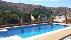 Alquiler casa piscina Velez Malaga
