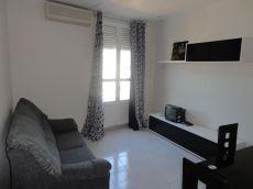 Piso de 1 habitaci�n amueblado en alquiler. Tarragona centro