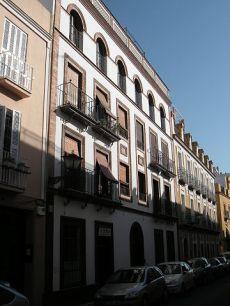 Apartamento Peral, centro Alameda