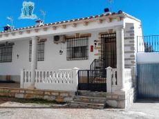 Alquiler casa exterior Ruidera