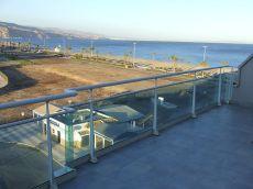 Maravilloso �tico Las Salinas, terraza 30m2, 1a l�nea playa.