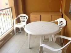 Se alquila piso de 1 hab. , balc�n, piscina, Candelaria