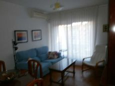 Piso amueblado 3 dormitorios, 1 ba�o