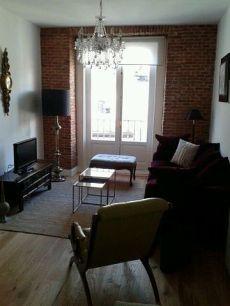 Estupendo piso reformado, amueblado en la Latina