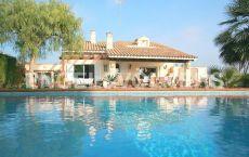 Villa con vistas al mar Sitges