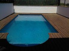 Alquiler de casa con piscina en Olivares , sevilla