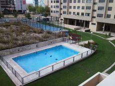 �a gavia urbanizacion privada 2 dorm 2 ba�os piscina garaje