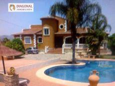 Alquiler casa piscina y jardin Denia