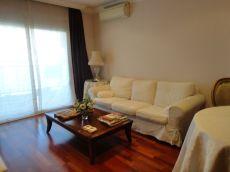 Bonito piso amueblado de 3 habs en alquiler. Tarragona