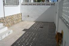 Casa baja c�ntrica, 2 patios, 3 habit. 1 ba�o