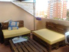 Se Alquila Atico con plaza de Garaje y Terraza 33m