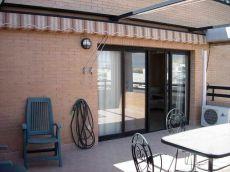 Atico con 2 terrazas moderno junto cc gran via