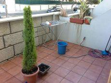 Se alquila adosado, solana. Terraza, garaje. San Isidro
