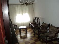 Cuatro habitaciones sin muebles