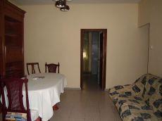 Alquiler piso 3 habitaciones amueblado en calle santander