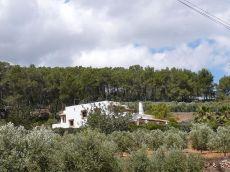 Gran casa en Santa Eul�lia con piscina y pista de tenis