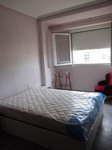 Alquiler piso 3 habitaciones amueblado en patraix valencia