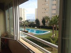 Apartamento en Urbanova 3 dormitorios con vistas al mar