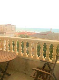 Piso 3, 2 Dormitorios, 2 ba�os, Vistas al Mar. Guardamar