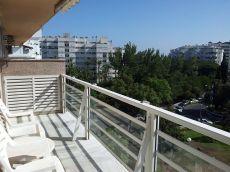 Estupendo piso en alquiler con vistas al mar en Marbella