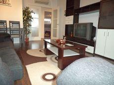 Apartamento atico amueblado de dos dormitorios