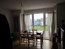 Piso luminoso sin muebles con plaza garaje y trastero